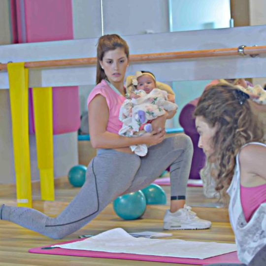 postpartum pilates