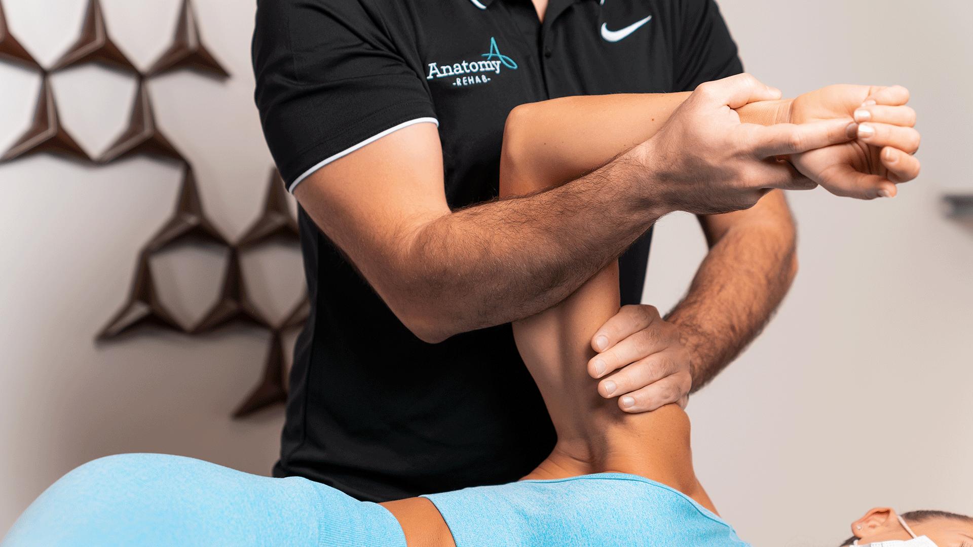 Physiotherapy at Anatomy Rehab